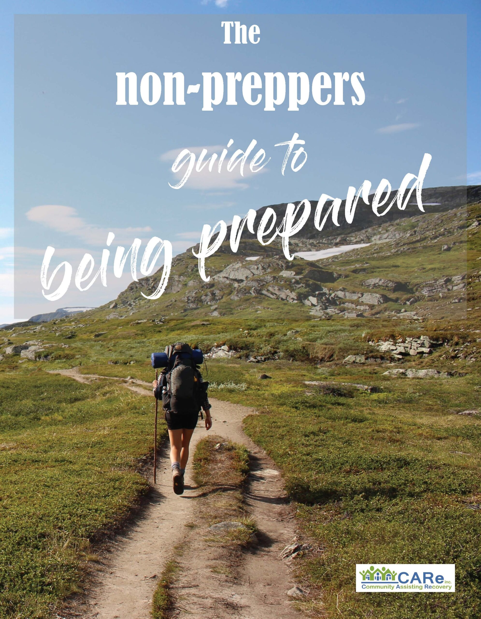 Disaster Preparedness for Non-Preppers by Community Assisting Recovery